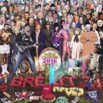 """Sgt. Pepper's"" style collage of 2016 deaths"